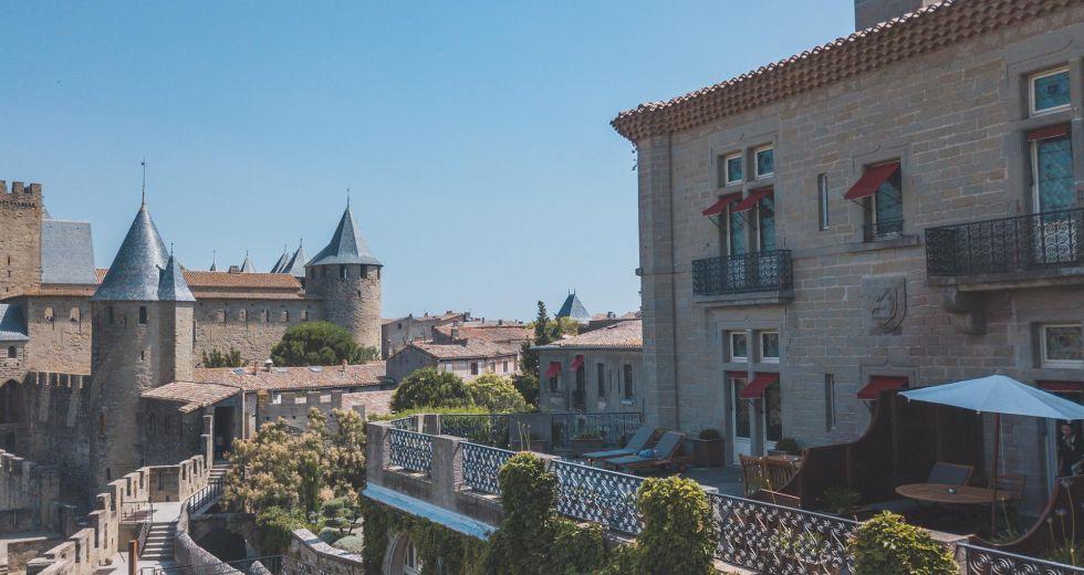 Hotel de la Cité: A Five Star Château in Carcassonne